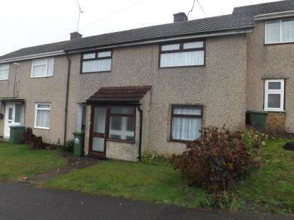 2 Bedrooms Terraced House for sale in Harefield, Southampton, Hampshire