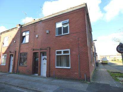3 Bedrooms End Of Terrace House for sale in Cemetery Road, Preston, Lancashire, PR1