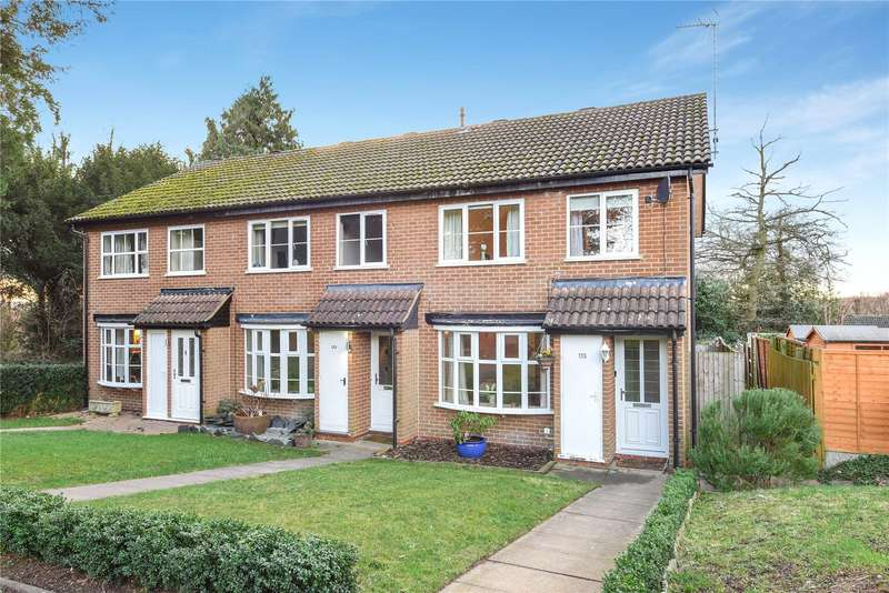 3 Bedrooms End Of Terrace House for sale in Windmill Drive, Croxley Green, Rickmansworth, Hertfordshire, WD3