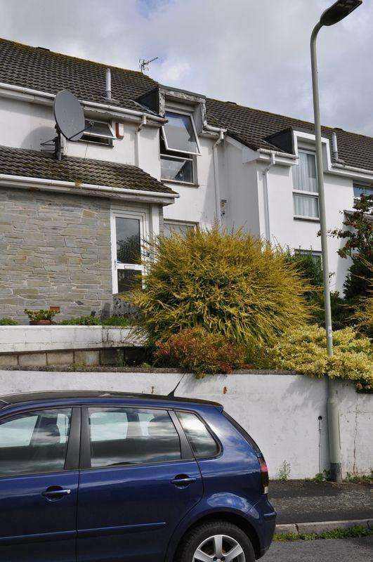 3 Bedrooms Terraced House for sale in Nursery End, Barnstaple
