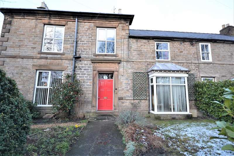 4 Bedrooms End Of Terrace House for sale in Front Street, Frosterley, Bishop Auckland, DL13 2RH