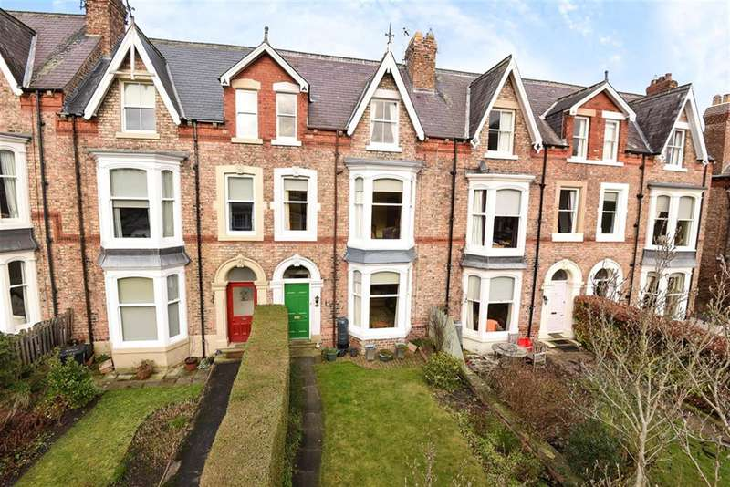 5 Bedrooms Terraced House for sale in Crescent Parade, Ripon, HG4 2JE