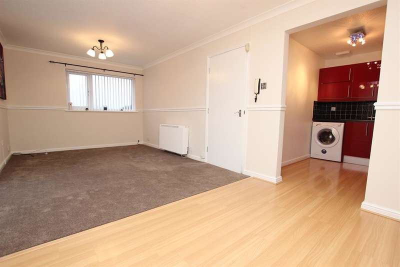 2 Bedrooms Flat for sale in Lockside Blackburn BB2 3TA