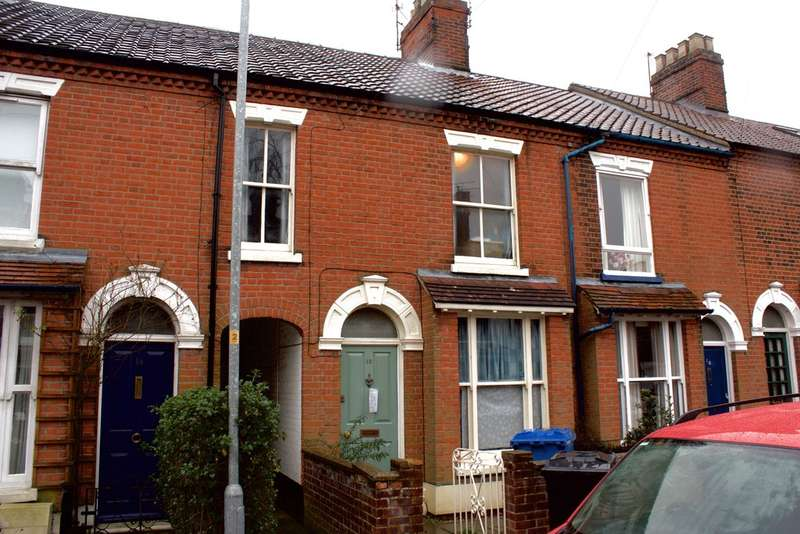 4 Bedrooms Terraced House for rent in Henley Road, Norwich, NR2