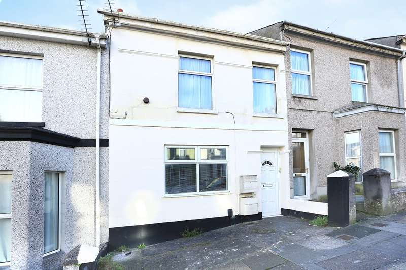 2 Bedrooms Ground Flat for sale in Mutley, Plymouth