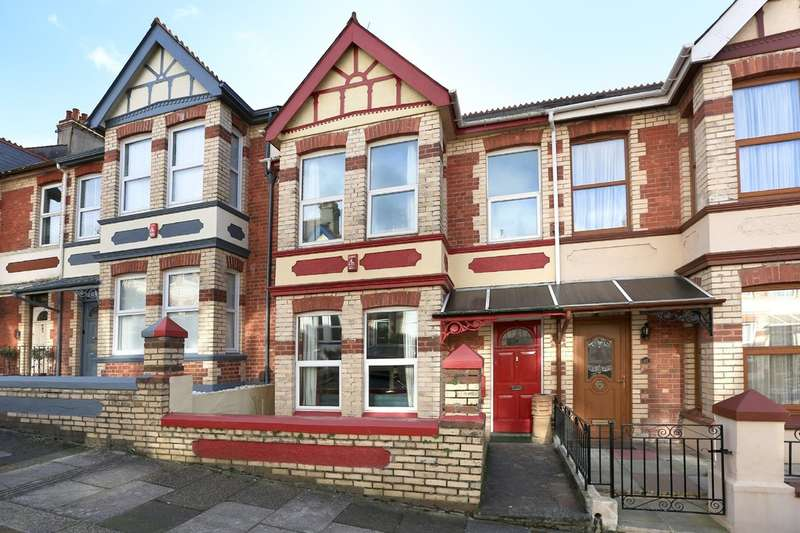 3 Bedrooms Terraced House for sale in Peverell, Plymouth