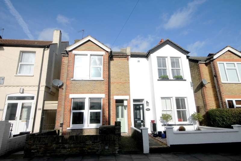 3 Bedrooms Semi Detached House for sale in Victoria Road, Bromley