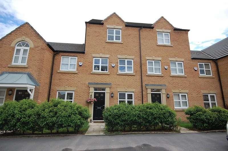 3 Bedrooms Town House for sale in Steetley Drive, Waterside Village, St. Helens