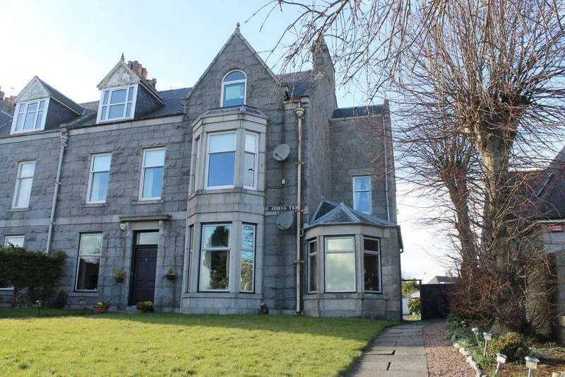 2 Bedrooms Flat for sale in Flat 2, 1 St John's Terrace, Aberdeen, AB15 7PG