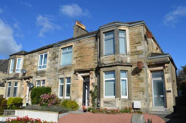 2 Bedrooms Flat for sale in 77 Argyle Road, Saltcoats, KA21 5NE