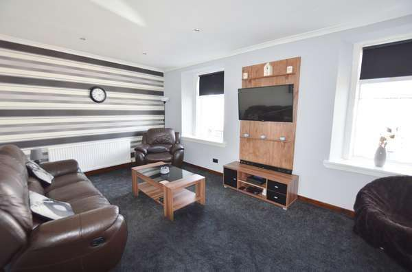 3 Bedrooms Flat for sale in 35 New Street, Dalry, KA24 5AH