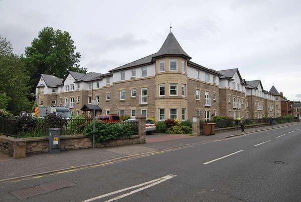 1 Bedroom Flat for sale in 32 Dalblair Court, Ayr, KA7 1UJ