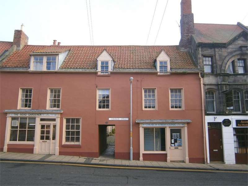 1 Bedroom Maisonette Flat for sale in Church Street, Berwick upon Tweed
