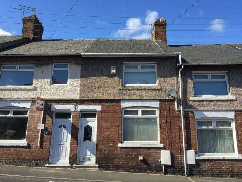 2 Bedrooms Terraced House for sale in Vincent Street, Easington