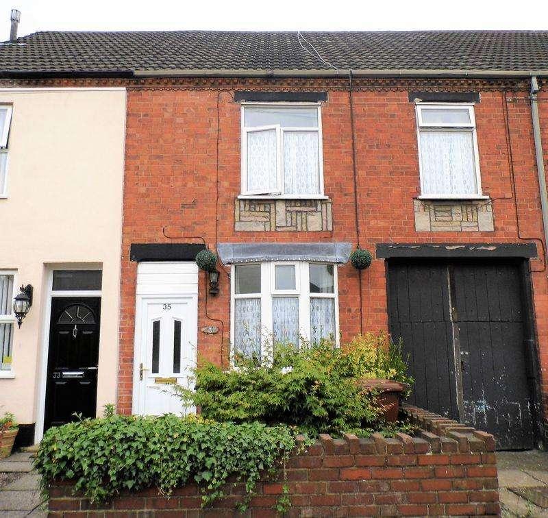 3 Bedrooms Terraced House for sale in Chapel Street, Pelsall, Walsall