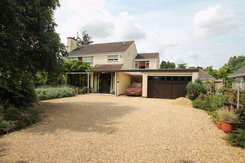 4 Bedrooms Detached House for sale in Halmer Gate, Spalding
