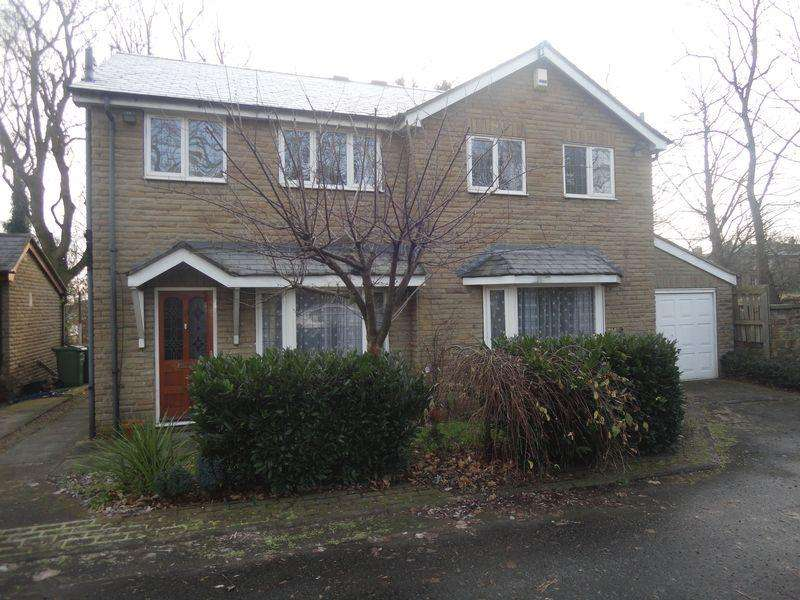 5 Bedrooms Detached House for sale in Marlborough Gardens, Dewsbury