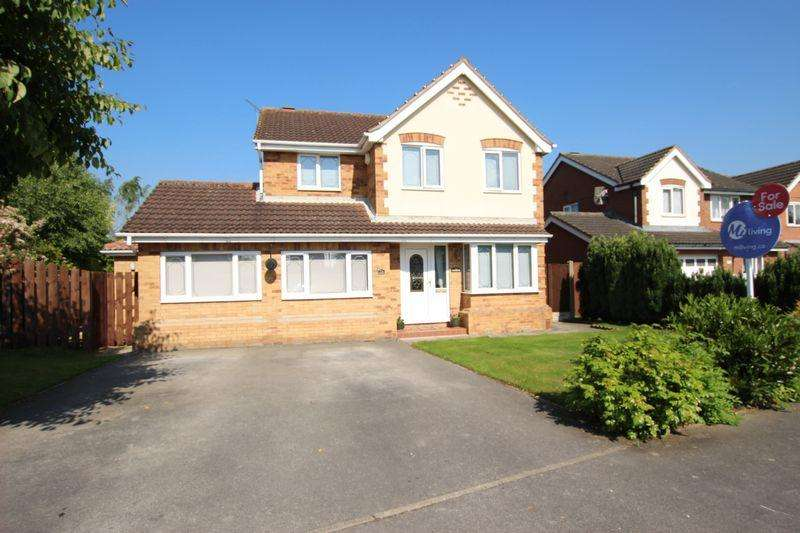 5 Bedrooms Detached House for sale in Park Avenue, Crowle