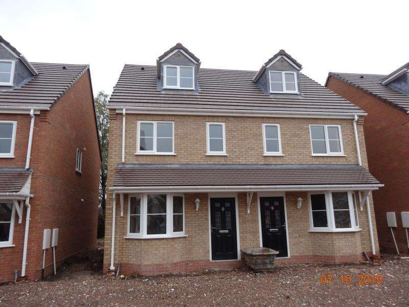 3 Bedrooms Semi Detached House for sale in Anglesey Street, Hednesford