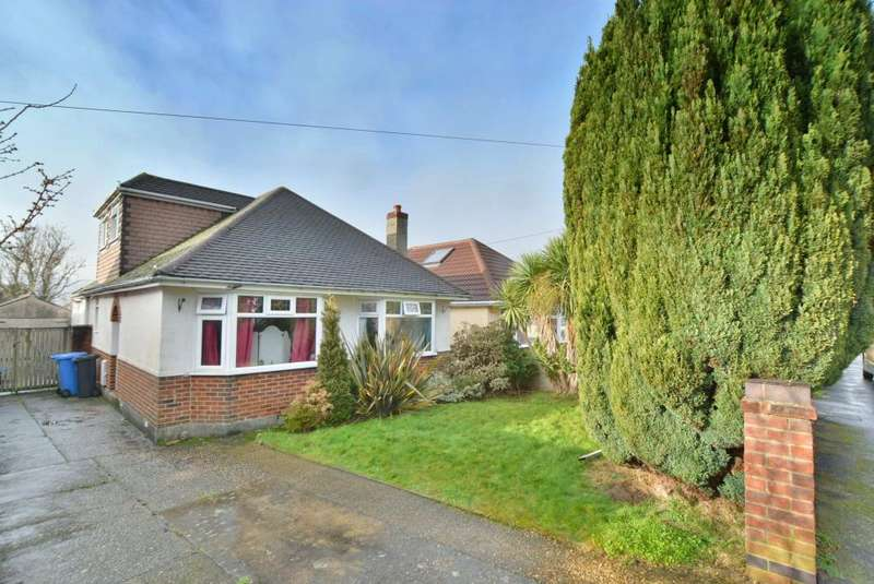5 Bedrooms Detached Bungalow for sale in Somerby Road, Poole, BH15 3RH