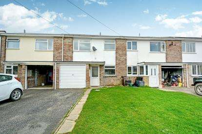 3 Bedrooms Terraced House for sale in Quintrell Downs, Newquay, Cornwall