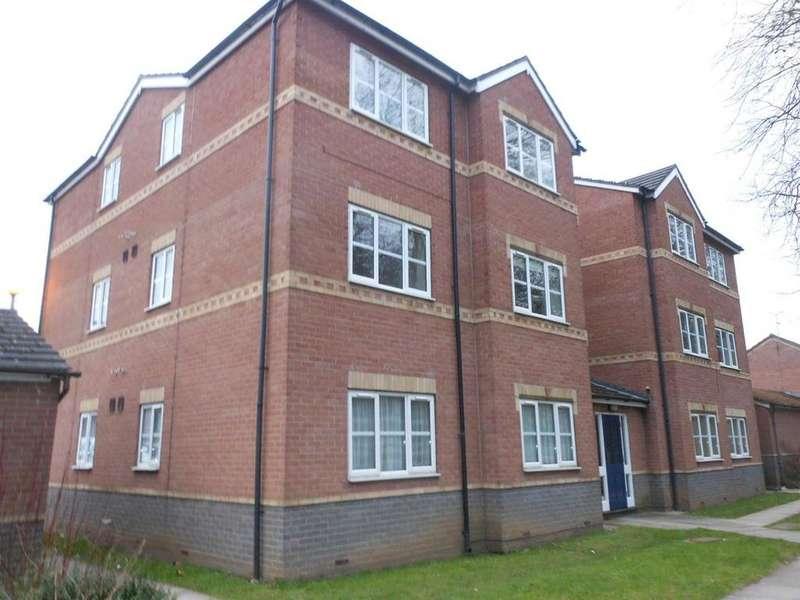 1 Bedroom Flat for sale in Probert Close, Crewe