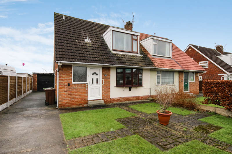 3 Bedrooms Semi Detached House for sale in Harrogate Way, Crossens, Southport