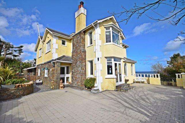5 Bedrooms House for sale in Laxey Road, Baldrine, IM4 6HA