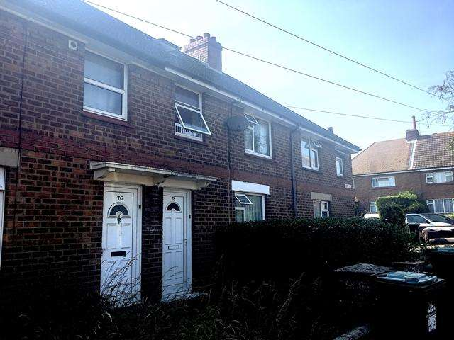 3 Bedrooms Terraced House for sale in Wilfrid Road, Hove, East Sussex BN3 7FL