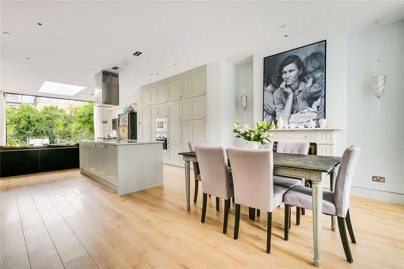 3 Bedrooms Terraced House for sale in Ashlone Road, West Putney, London