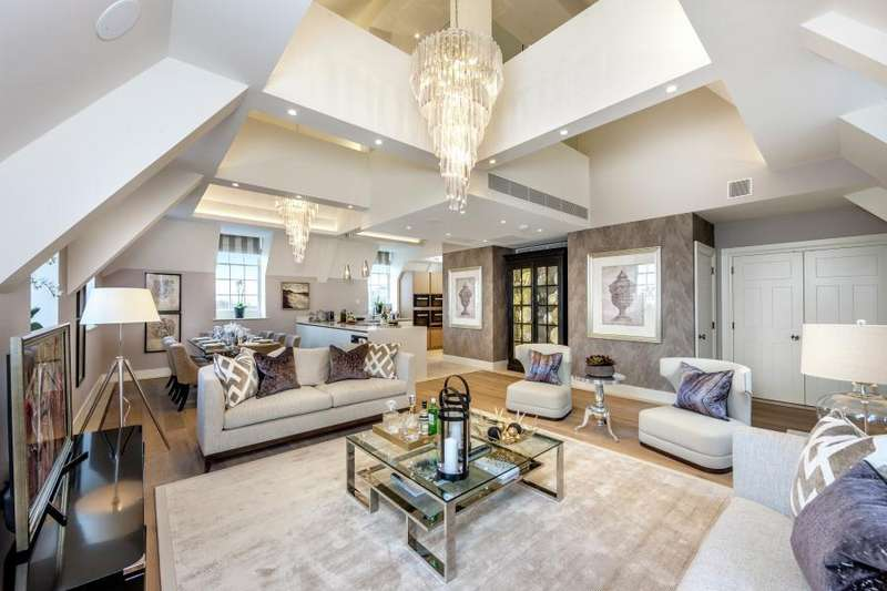 3 Bedrooms Apartment Flat for sale in Star and Garter, Richmond Hill