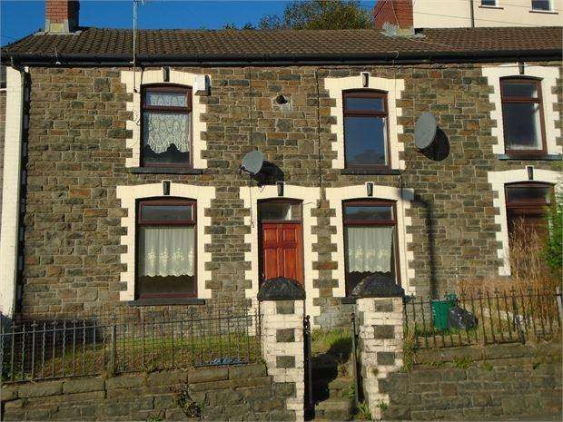 2 Bedrooms Terraced House for rent in East Road, Tylorstown, Ferndale, CF43 3DD