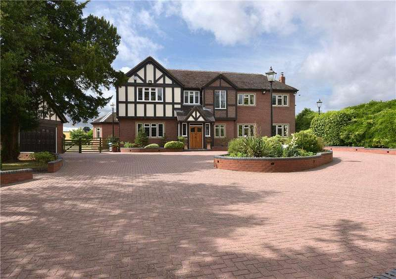 6 Bedrooms Detached House for sale in Racecourse Lane, Pedmore, Stourbridge, West Midlands, DY8