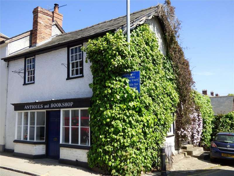 3 Bedrooms Terraced House for sale in Hereford Street, Presteigne, Powys
