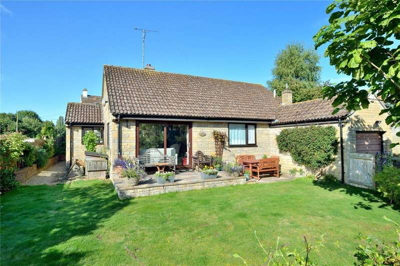 3 Bedrooms Detached Bungalow for sale in Poyntington, Sherborne, Dorset