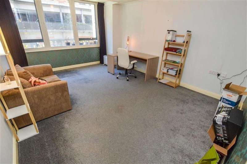 1 Bedroom Apartment Flat for sale in 24 Oldham Street, Northern Quarter, Manchester, M1