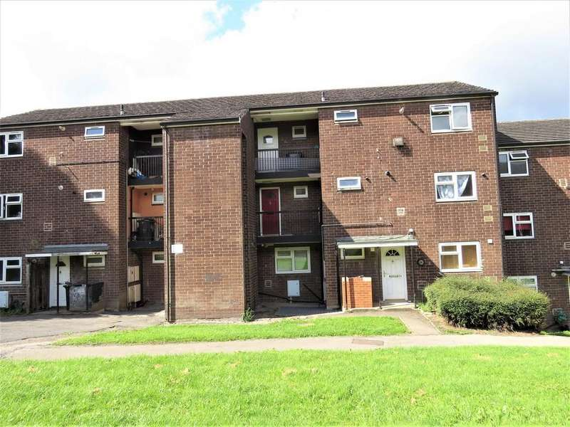 2 Bedrooms Apartment Flat for sale in Woodside Walk, Munsborough, Rotherham