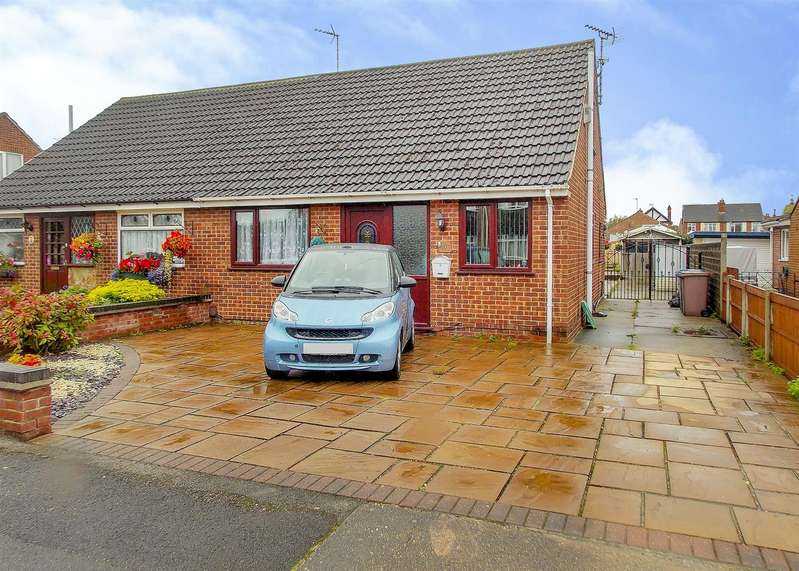 3 Bedrooms Semi Detached House for sale in Lodge Road, Long Eaton