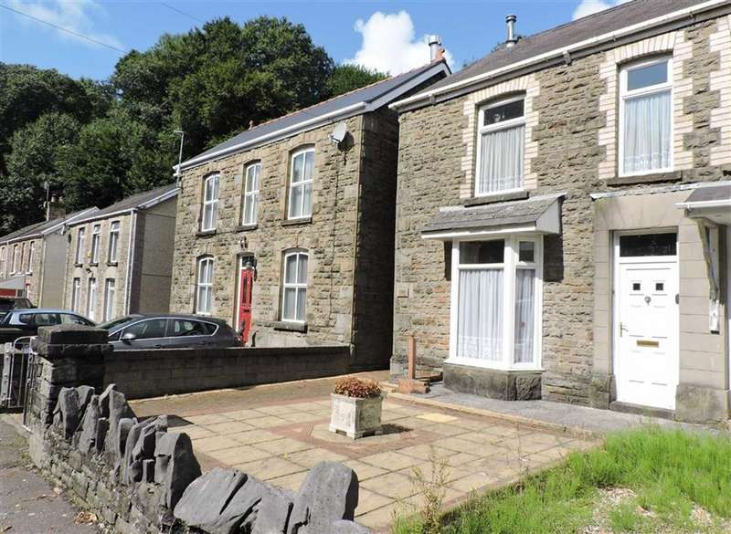 2 Bedrooms Semi Detached House for sale in Clydach Road, Ynystawe