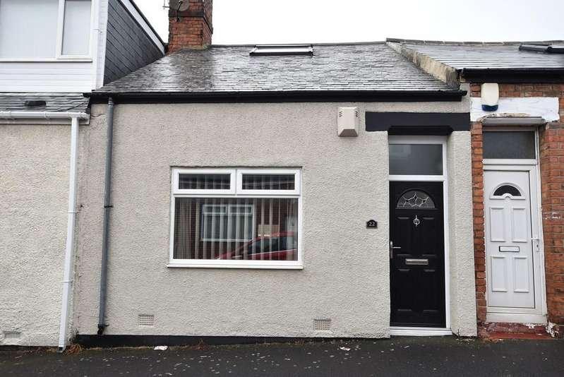 1 Bedroom Terraced Bungalow for sale in Grosvenor Street, Southwick
