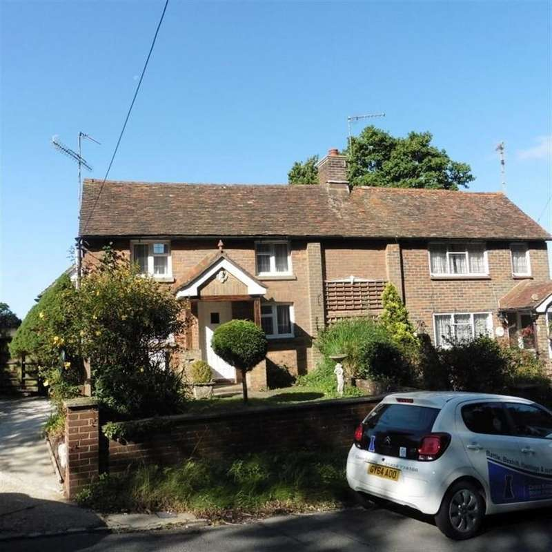 2 Bedrooms Cottage House for rent in Watch Oak Cottages, Netherfield Road, Battle, East Sussex, TN33 0HJ