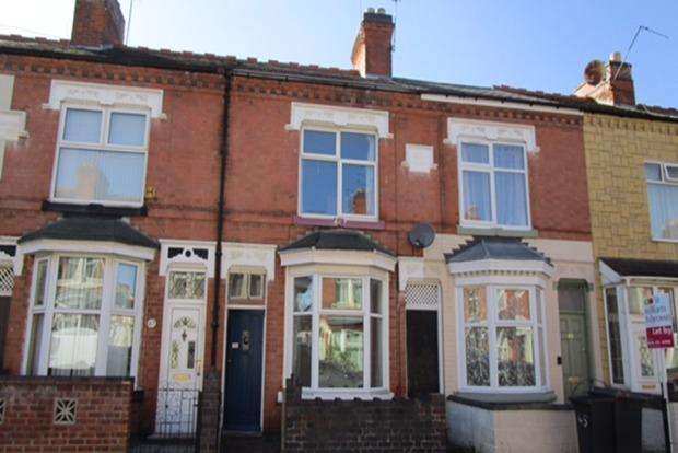 2 Bedrooms Terraced House for sale in Sylvan Street, Leicester, LE3