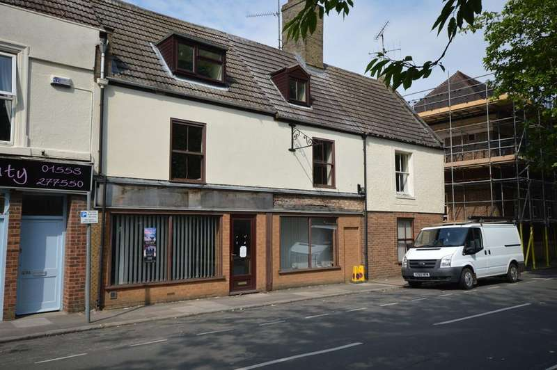 Land Commercial for sale in St James Street, Kings Lynn