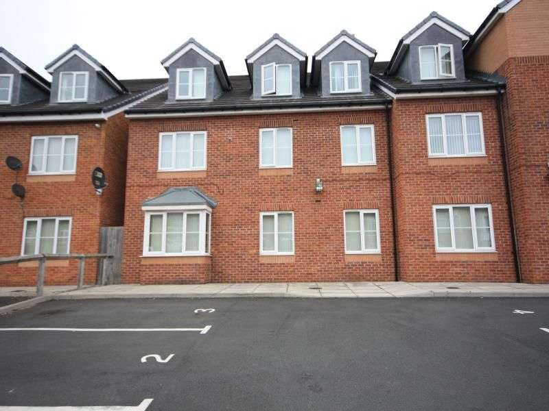 2 Bedrooms Flat for rent in Lytton Street, Middlesbrough, TS4