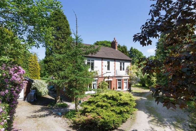 5 Bedrooms Detached House for sale in Ascol Drive, Plumley