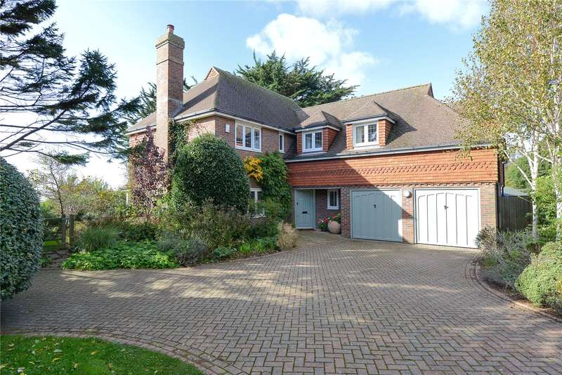 5 Bedrooms Detached House for sale in Yorklands, Dyke Road Avenue, Hove, East Sussex, BN3