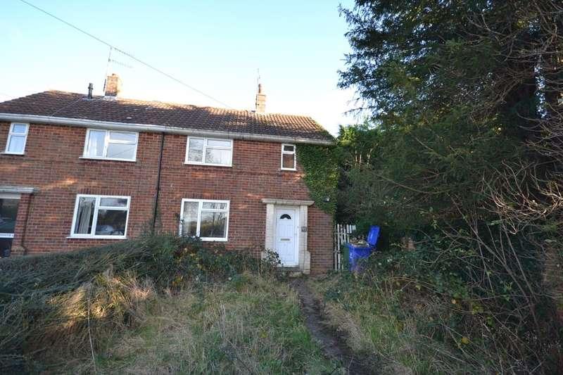 2 Bedrooms Semi Detached House for sale in Watling Street, Potterspury, Towcester, NN12