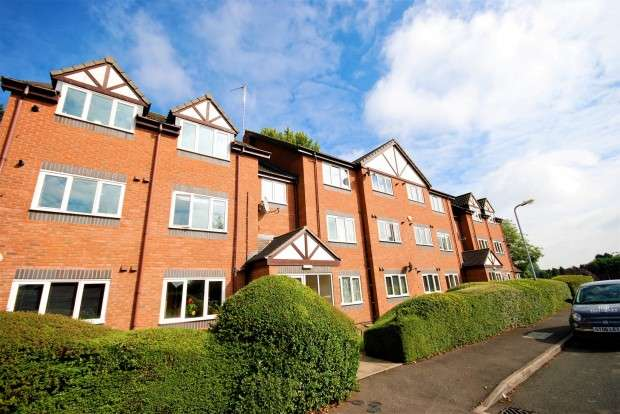 2 Bedrooms Apartment Flat for sale in Cobham Green, Leamington Spa, CV31