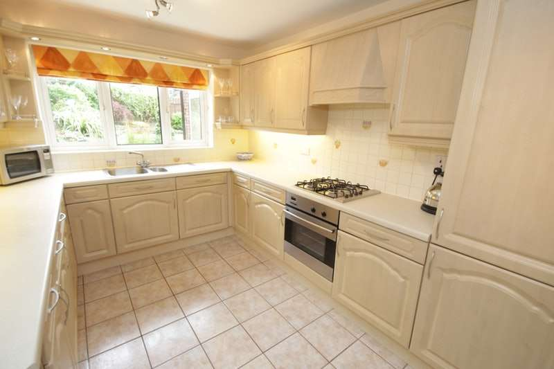 4 Bedrooms Detached House for sale in The Woodlands, Cold Meece, Staffordshire, ST15