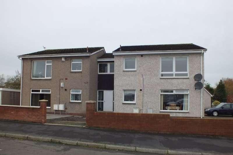 1 Bedroom Flat for rent in Merlin Avenue, Bellshill, ML4